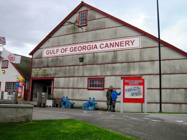 lee hunter cannery