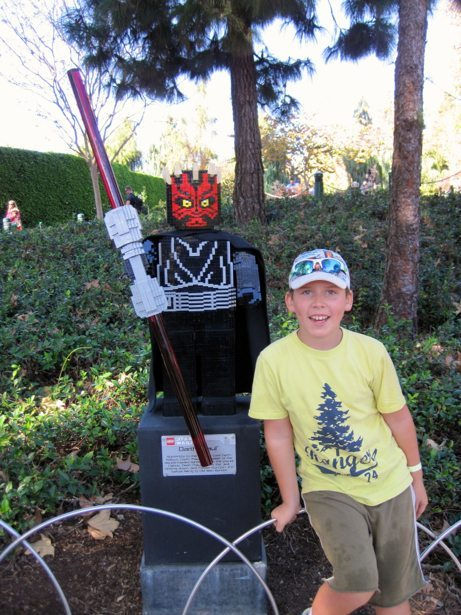 hunter legoland darth maul