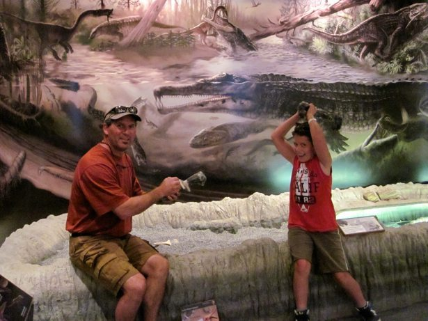hunter tim paleontologists