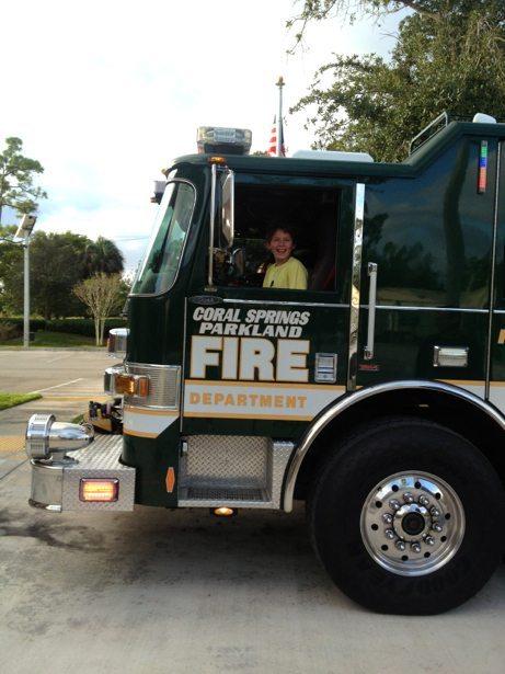 fire truck fire hall 4