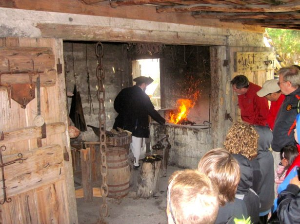 colonial quarters blacksmith 2