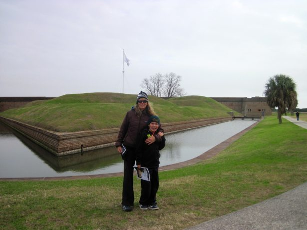 fort pulaski lee hunter