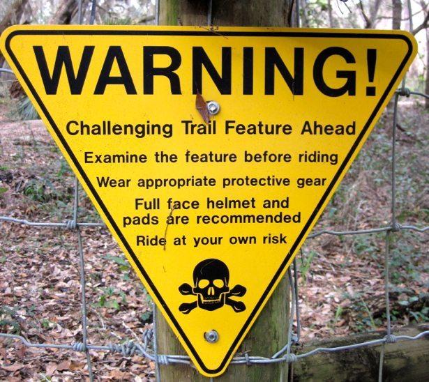 vortex trail label