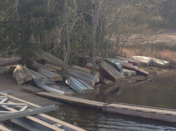 quadra island boats