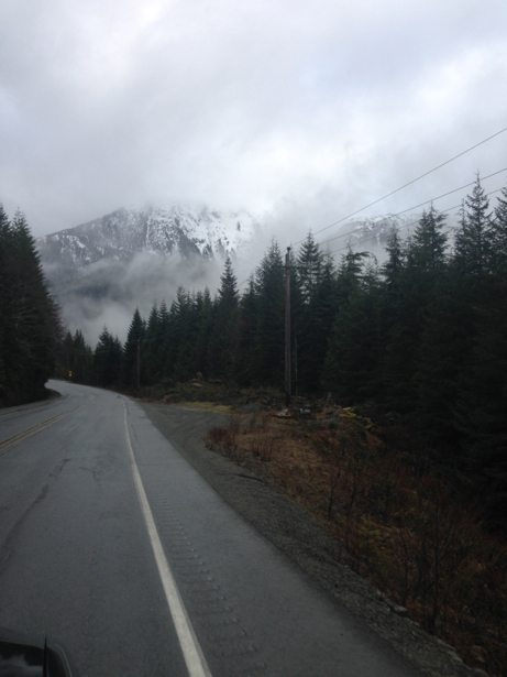 snow out of port alberni