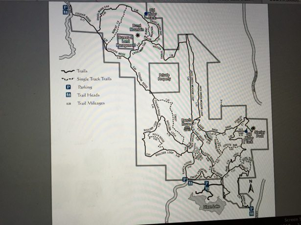 daley ranch map