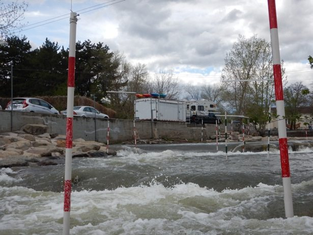 reno slalom course Fordo
