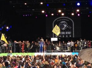 Daptone Super Soul Revue with Charles Bradley and Sharon Jones among others