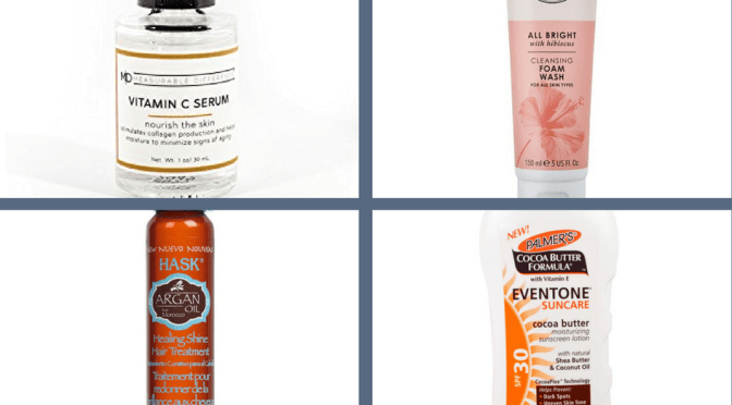 Products I Lived By This Summer