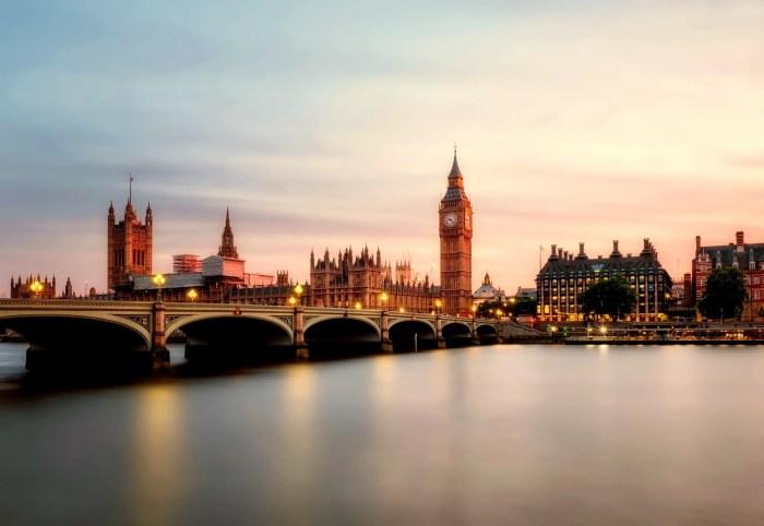 big ben and london bridge