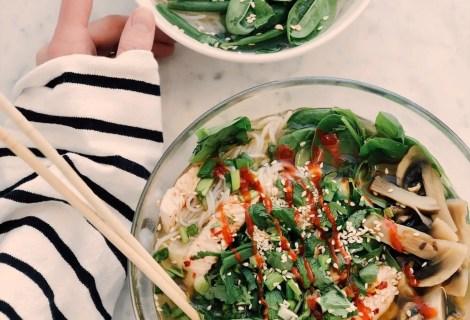 low carb, grain-free gluten-free, vegan miracle noodles