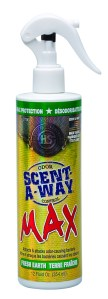 Scent-A-Way MAX from Hunter's Specialties Sets the Standard for Odor Elimination
