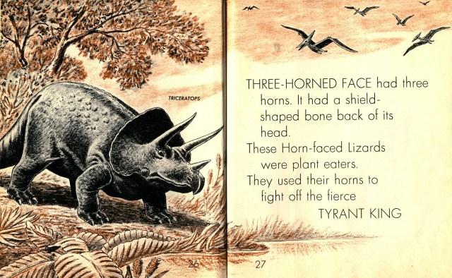 Handsome Triceratops