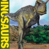 Vintage Dinosaur Art: Dinosaurs of the World (Avi-Cha) - Part 1
