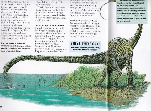 Barosaurus