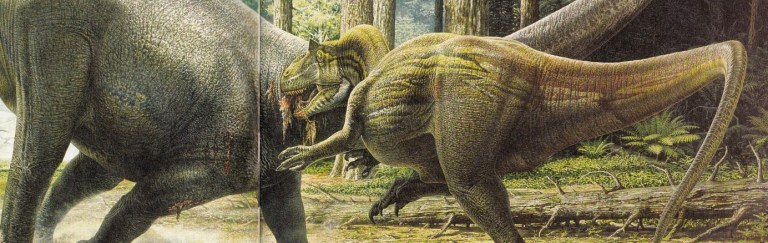 Allosaurus crop