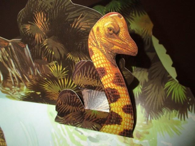 Brachiosaurus head