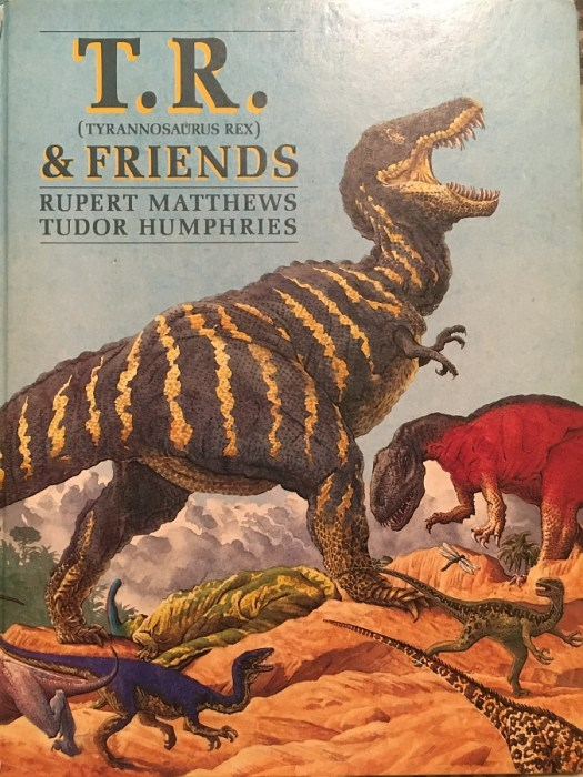 TR & Friends cover