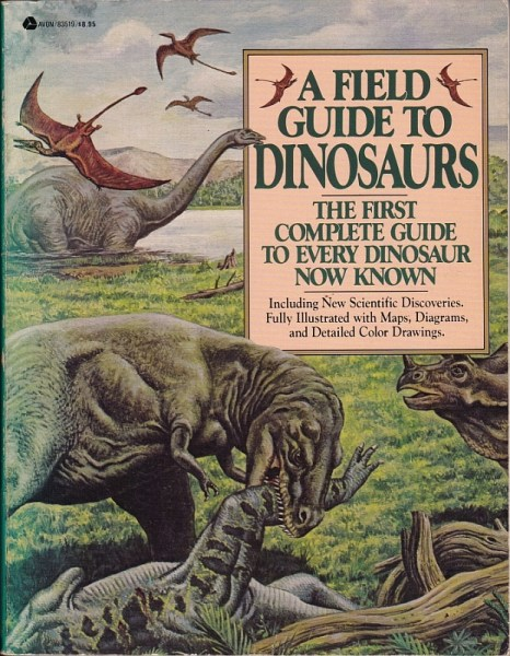 A Field Guide to Dinosaurs cover