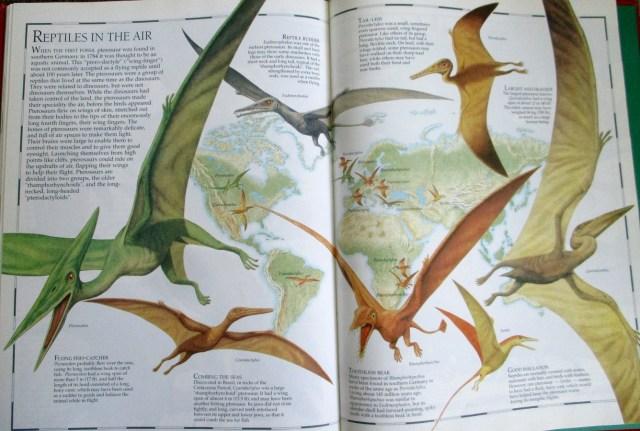 Great Dinosaur Altas - Pterosaurs