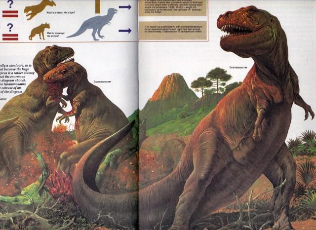 Tyrannosaurus by P Cozzaglio