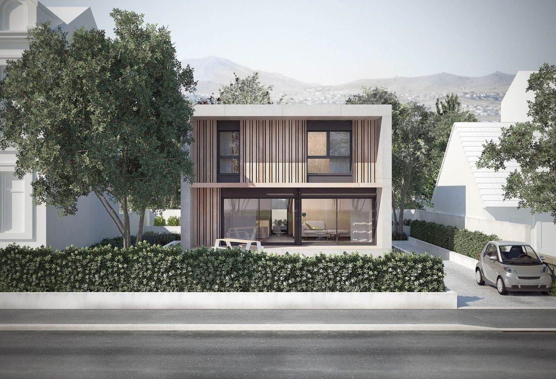 le principe est d isoler la maison en meme temps que la construction grace a des parois en polystyrene la pop up house se construit simplement et