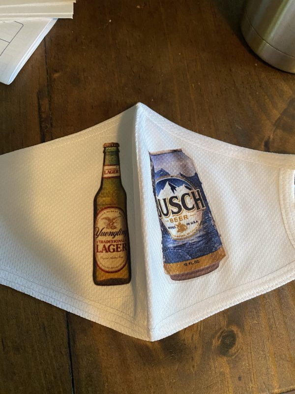 Beer Face Covering