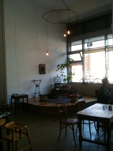 Cafe Interior Dublin