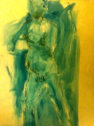 Blue male #2