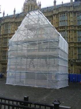 Richard Coeur de Lion Statue Westminster