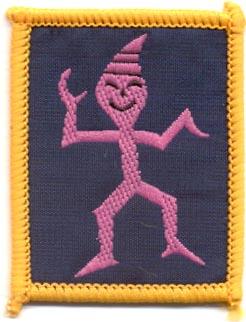The TIntookie Brownie Patrol Badge