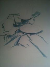 Still life I - early sketch