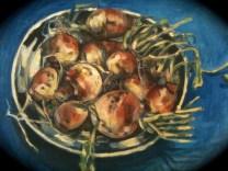 The humble turnips finished
