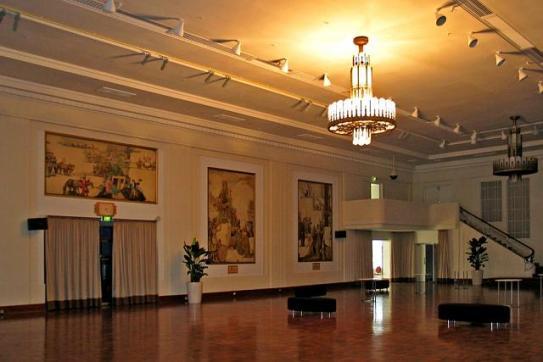 Myer Mural Hall rejuvenated