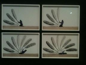 Robin Rhode exhibition