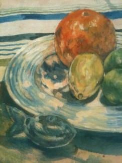 Citrus and Jonquils - Winter tonic - detail