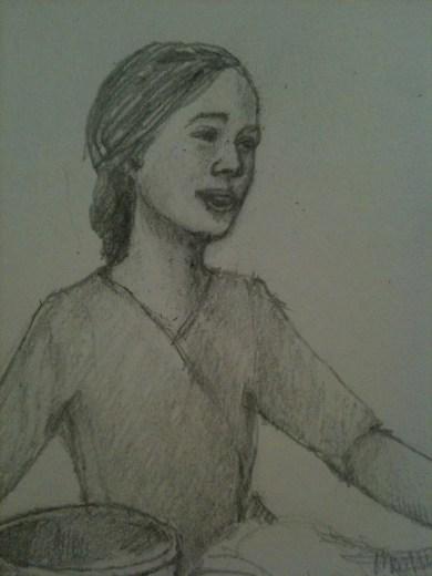 Market sketch 2