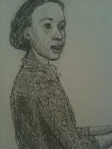 Market sketch I