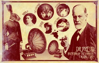 Dr Freud from a new website