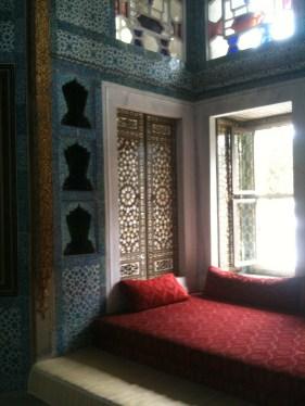 Sultan's Palace interior #1