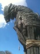The Trojan Horse Canakkale