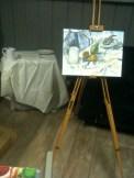 The new studio set up