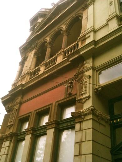Australasia Bank Kensington 1891 Facade