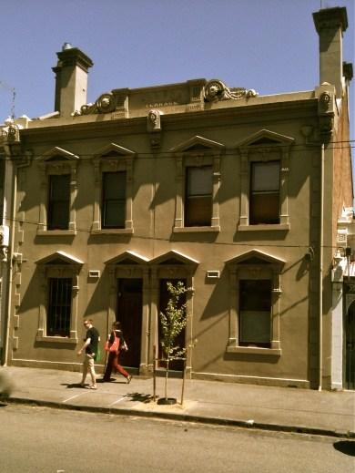 Ellens Terrace Drummond St