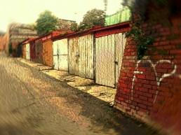 Richmond Garages #1