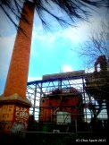 Abandoned Mill Oakleigh #2 © Chas Spain 2015