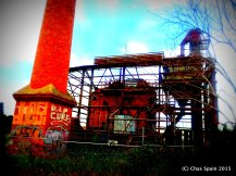 Abandoned Mill Oakleigh #3 © Chas Spain 2015