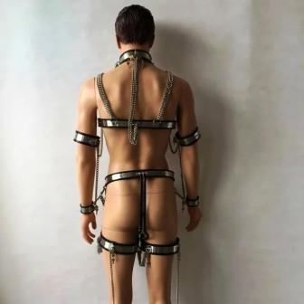 Male Chastity Bondage