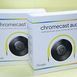 『Chromecast Audio』が届いた!無料のiPhone対応アプリ『LocalCast』で再生してみた♪♪