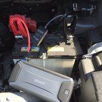 簡単に自力復旧!!解決車のバッテリー上がり対策用にAnkerジャンプスターターを購入した。